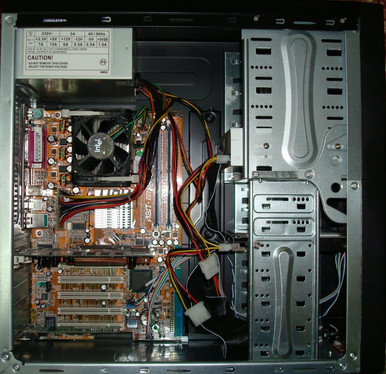 Cara Memperbaiki Sistem Komputer