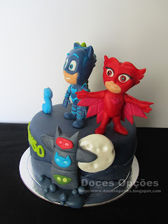 cake PJ Masks birthday