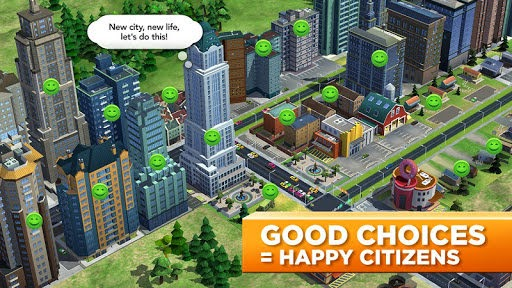 SimCity BuildIt for Android brings the start major update inward the Google Play Store SimCity BuildIt 1.2.26.22754 APK