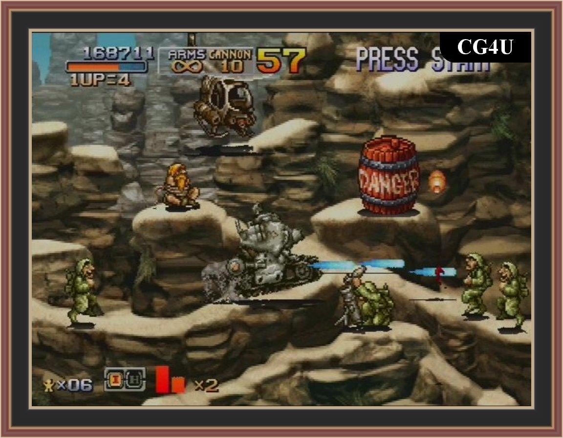 Download Neo Geo Roms Metal Slug 6 Rom - softozsoftnet