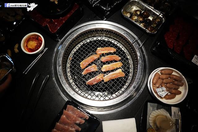 IMG 8862 - 【熱血採訪】肉多多 - 超市燒肉,三五好友一起來採購,想吃甚麼自己拿,現拿現烤真歡樂! 產地直送活體海鮮現撈現烤、日本宮崎5A和牛現點現切!