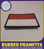 PATCH RUBBER BENDERA | PATCH RUBBER INDONESIA | PATCH RUBBER CUSTOM
