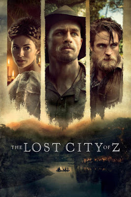 The Lost City of Z (2017) Subtitle Indonesia BluRay 1080p [Google Drive]