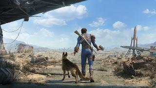Fallout PS4 Wallpaper