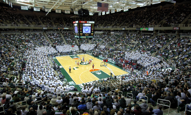 The 5 Best Student Sections in College Basketball ...