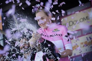CICLISMO EN RUTA (Giro Rosa 2017) - Anna Van der Breggen se convierte en bicampeona del Giro de Italia