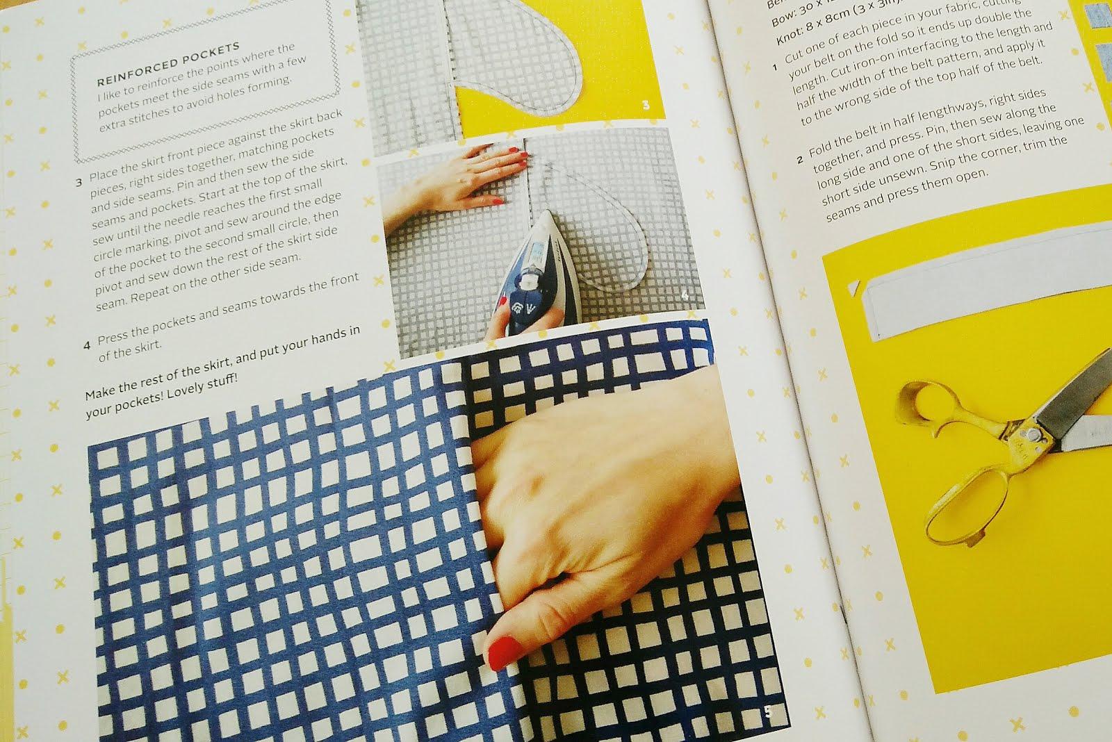 Love at First Stitch book #wardrobebuilder
