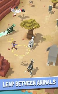 Game Rodeo Stampede Sky Zoo Safari Apk
