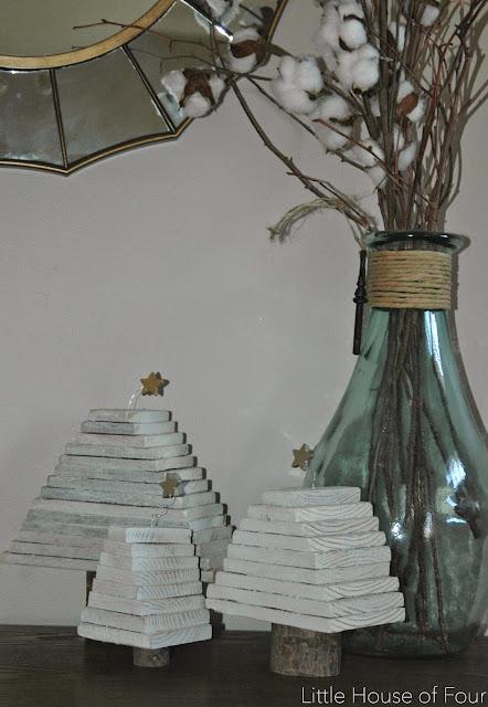 Craft Fair Pallet Christmas Trees Little House Of Four