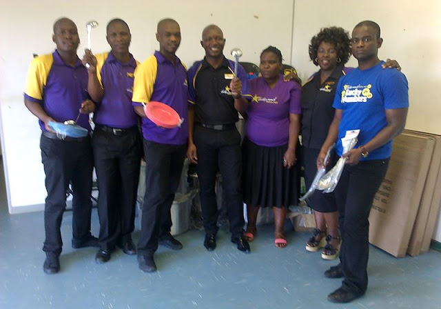 The Hollywoodbets Argyle at the Senza Ngothando Charity - Durban
