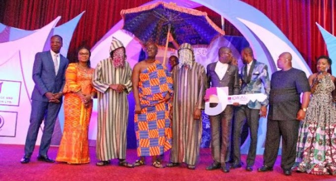 Anas Wins 2015 GJA Journalist Of The Year Award