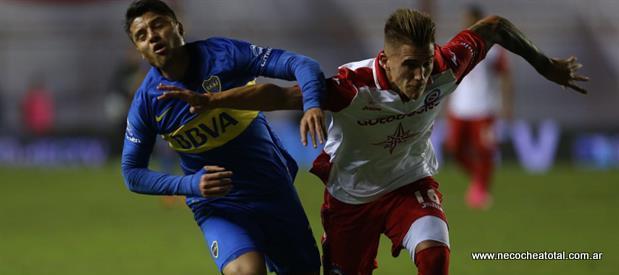 Argentinos logró ante Boca su primera victoria