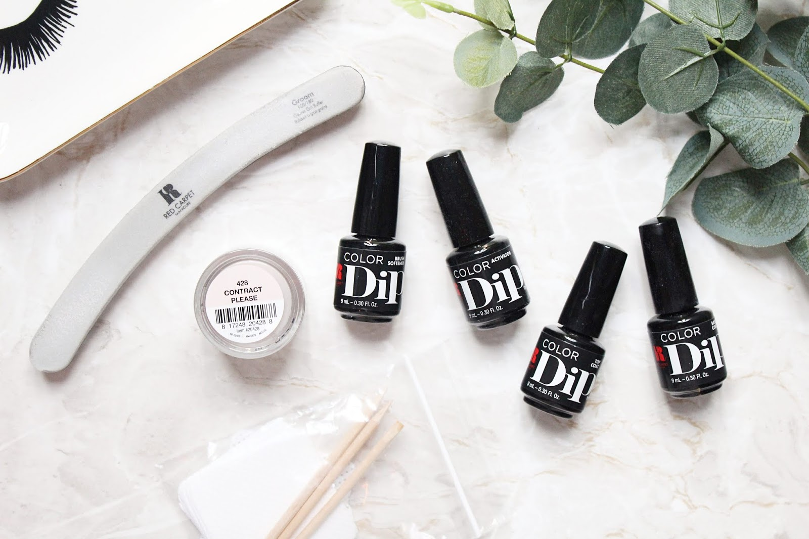 Red Carpet Manicure Colour Dip Starter Kit Review