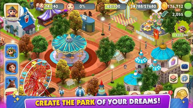 Wonder Park Magic Rides Apk