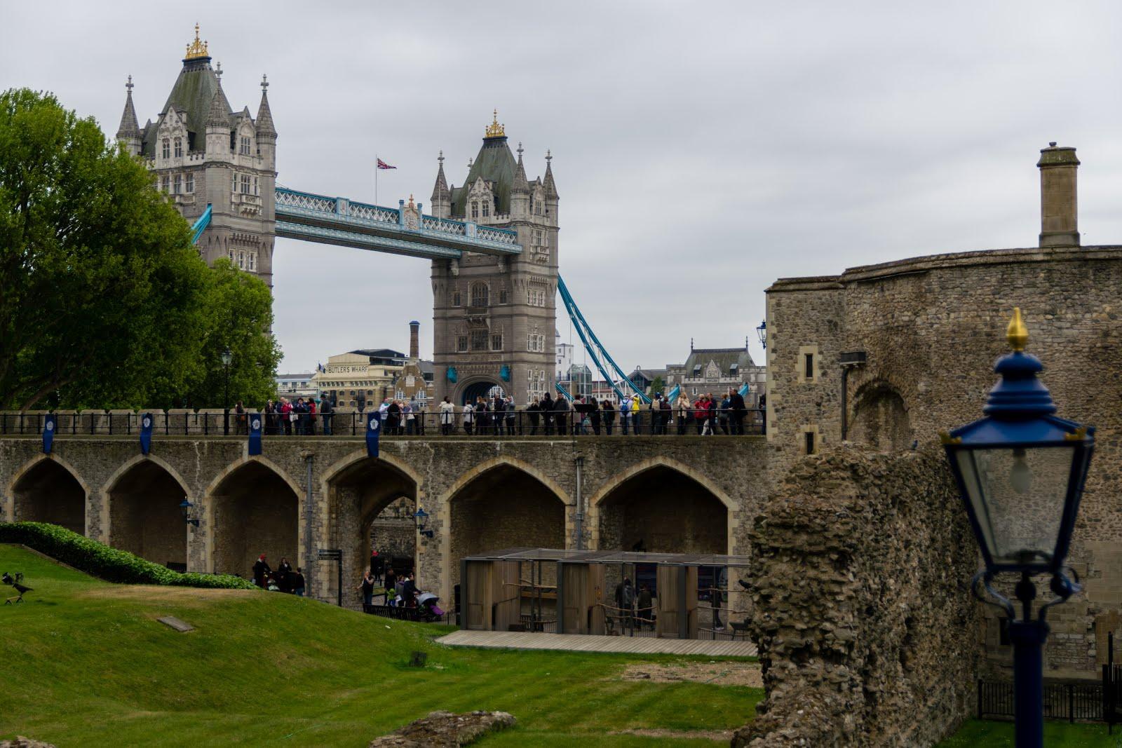 Tower of London Torre de Londres