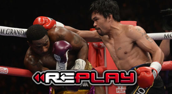 Video Playlist: Pacquiao vs Broner Boxing Fight REPLAY January 20, 2019