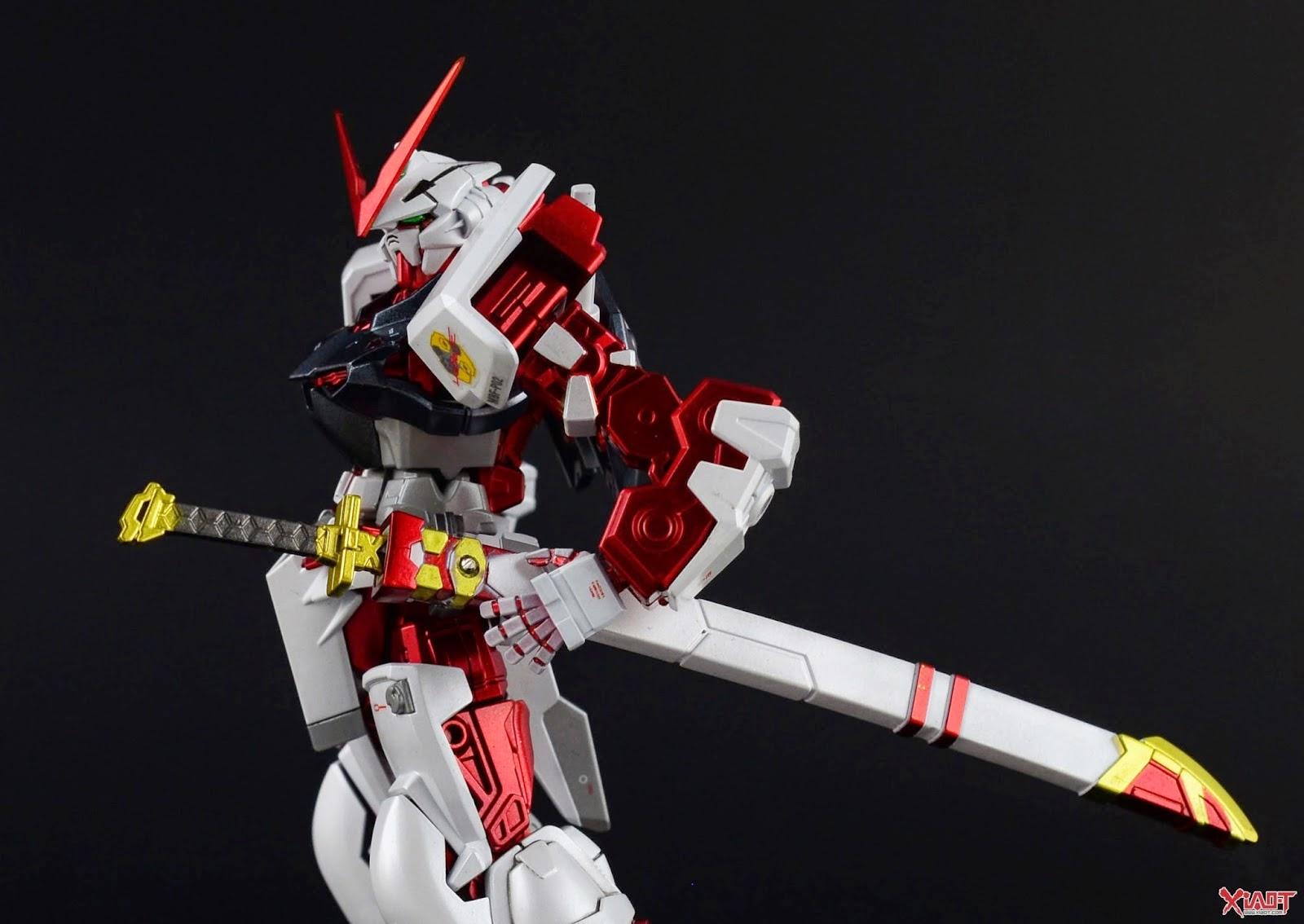 Gundam Family Hg 1 144 Astray Red Frame Flight Unit