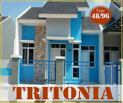 Rumah murah di Cileungsi Grand Nusa Indah,SHM,Cicilan ringan