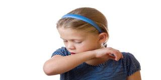 برد في الصدر عند الأطفال
