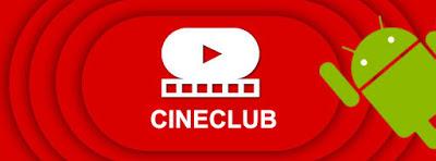 Nova atualização Cineclub 2.4 apk from Android set top box- 24/11/2016