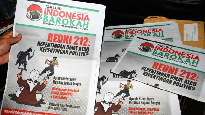 """Bawaslu Sebut Tabloid """"Indonesia Barokah"""" Tingkatkan Awarness Masyarakat"""