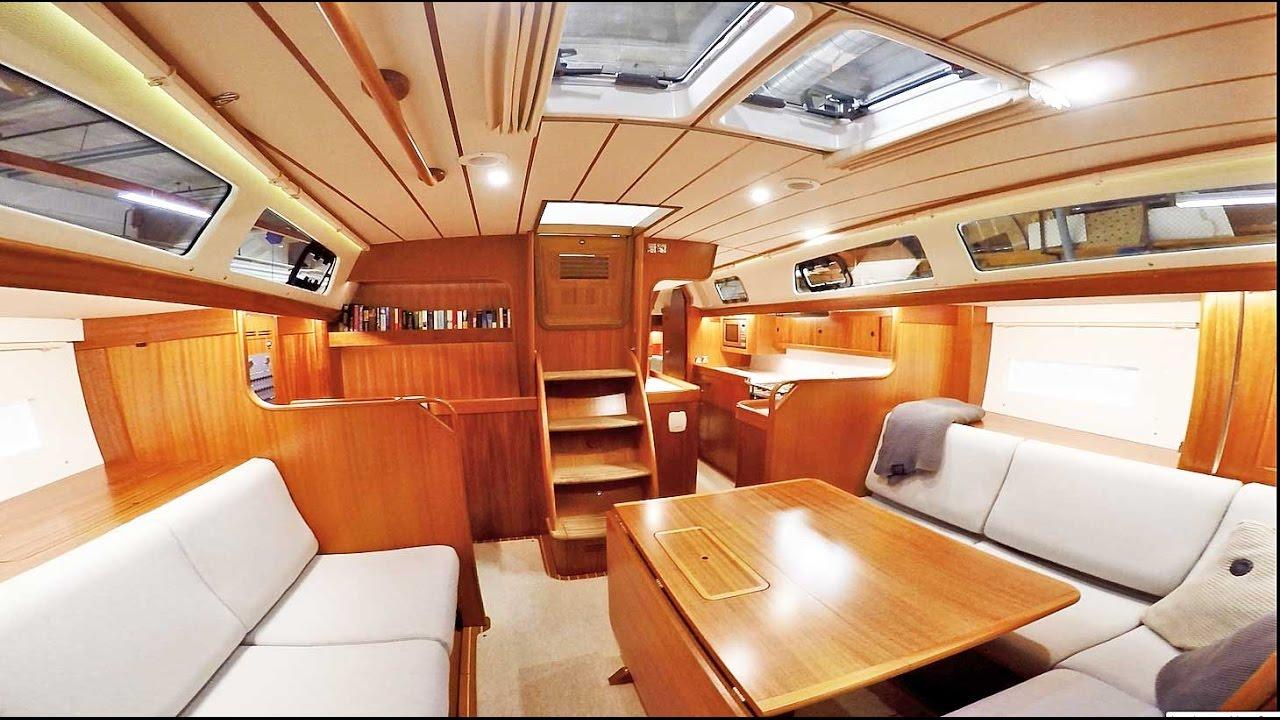 Interesting Sailboats: AMEL 50 - 2018 EUROPEAN YACHT OF THE