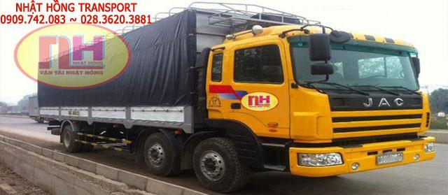 xe tải kết hợp dịch vụ vận chuyển gửi xe máy đi ra Hải Phòng
