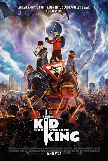 The Kid Who Would Be King [2019] [BBRip 1080p] [Dual Audio]