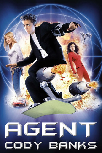 Watch Agent Cody Banks (2003) Full Movie netflix Movies - NETFLIX