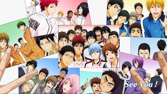 Review Anime Kuroko no Basuke 3rd Season