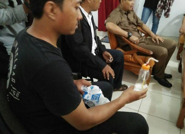 Ditemukan Alat Isap Narkoba di SMK 2 Makassar
