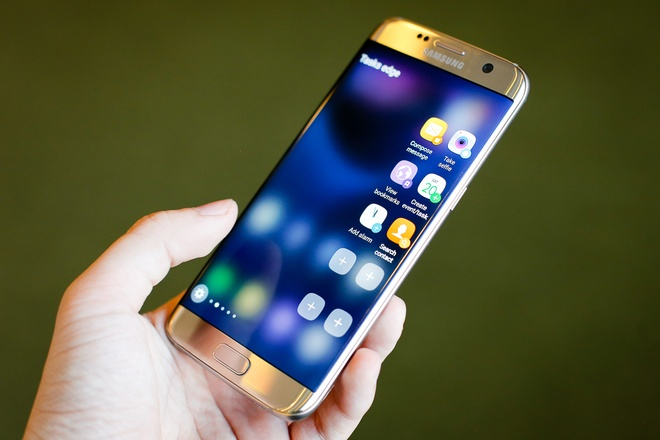 Thay màn hình hiển thị Samsung Galaxy S7 2