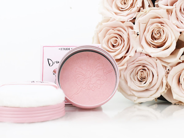 Etude House - Dreaming Swan Blush Jetê Pink