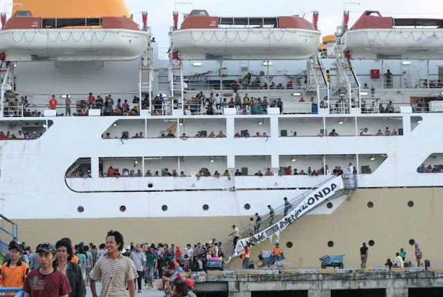 Di Bulan Ramadhan, PT Pelni Adakan Pesantren Kilat Diatas Kapal
