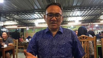 Usul Capres Tes Baca Surat At Taubah Ayat 119, Andi Arief : Tidak Boleh Bohong Pada Rakyat