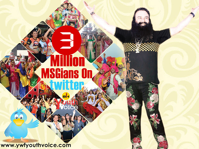 3 Million MSGians Twitter , jattu engineer HD movie
