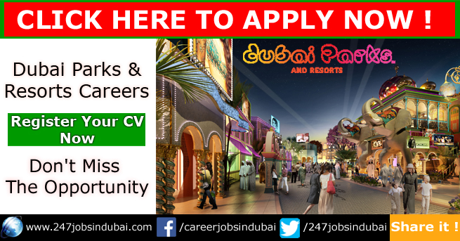 Job Openings and Careers at Dubai Parks and Resorts Jobs
