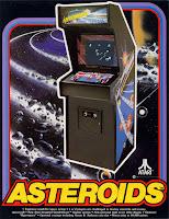 Flyer Arcade Asteroids