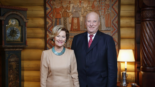 NRK publish their annual program Året med kongefamilien 2012  (The Year with the Royal Family)