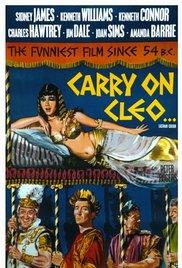 Watch Carry on Cleo Online Free 1964 Putlocker