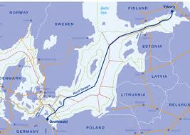 Nord Stream 2 gas pipeline