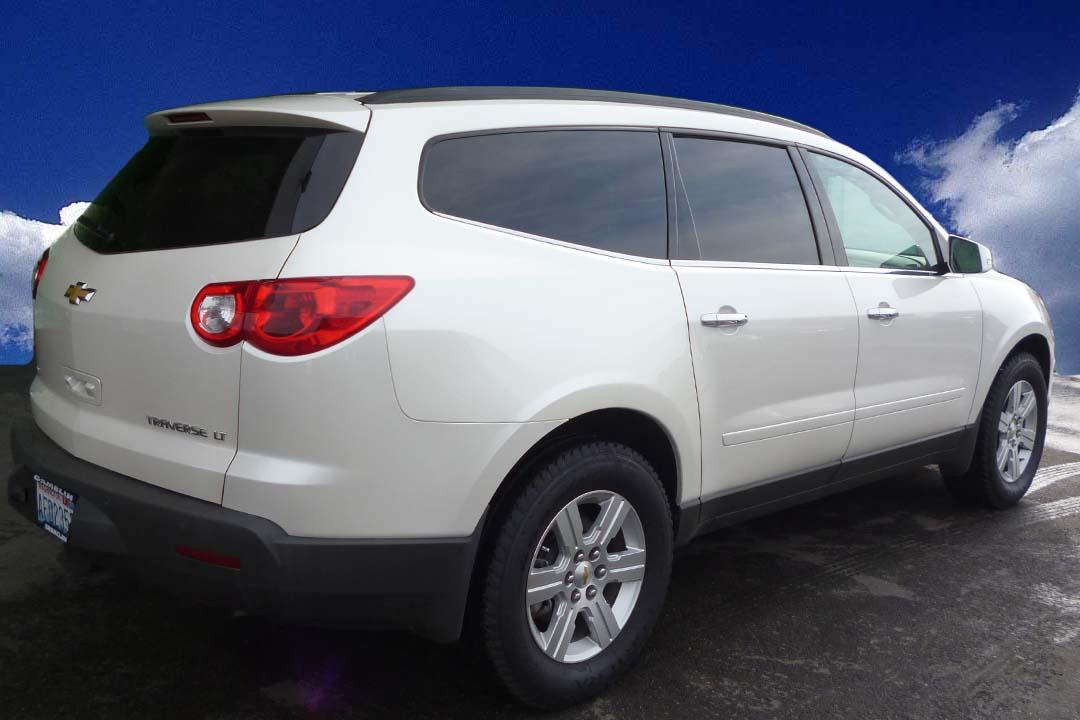 Used Chevy Traverse >> Gamblin Motors: 2012 Chevrolet Traverse 2LT