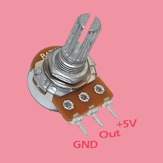 variable resistor pin out