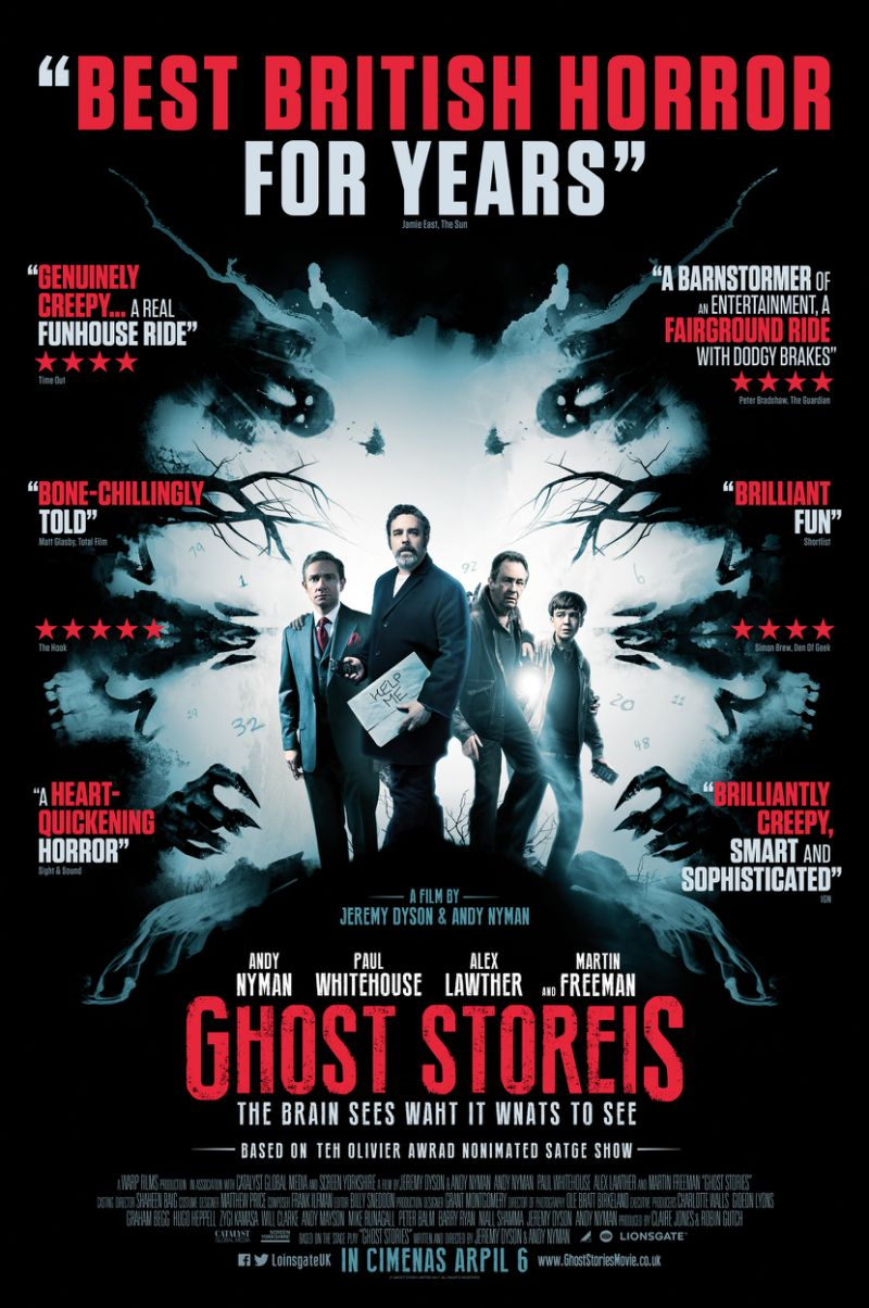 British Horror Revival: Ghost Stories
