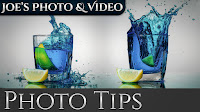 Using Speedlites To Freeze Motion - Water Splash Tutorial | Photography Tips
