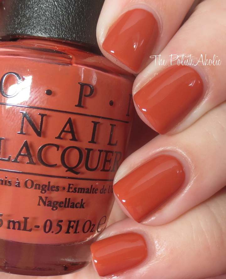 Opi Nail Polish Orange | Best Nail Designs 2018