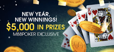 M88 Poker Promotion