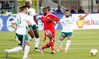 مباراة المصري ونهضة بركان بث مباشر Renaissance de Berkane v Al Masry live اليوم 29-7-2018 الكونفيدرالية الإفريقية