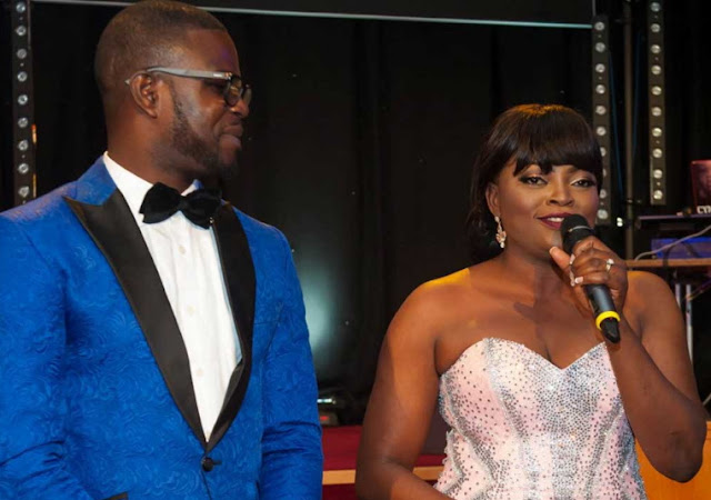funke akindele 2nd marriage crashed