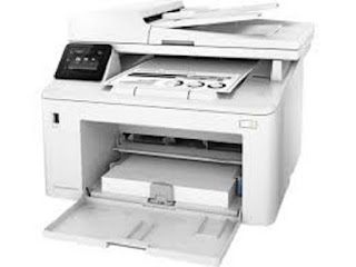 Picture HP LaserJet Pro MFP M227fdw Printer